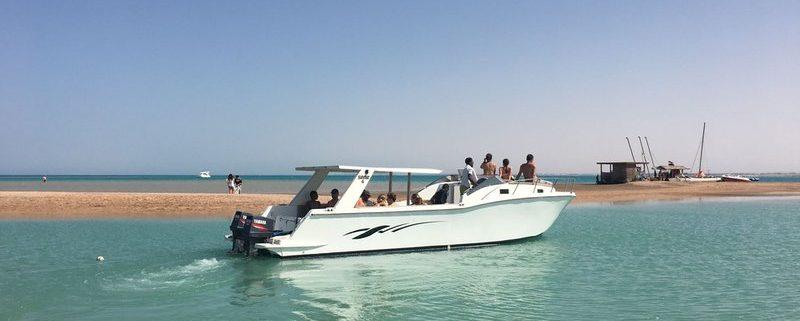 New Speedboat