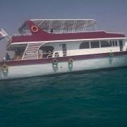 Al Ganas Tagesausflugsboot