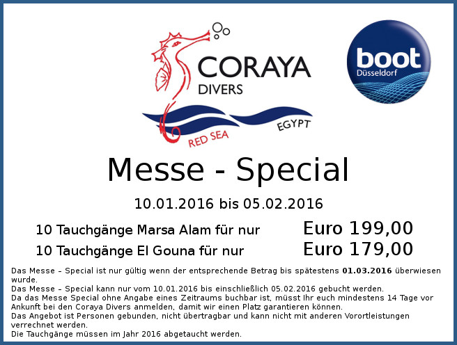 Messe-Special zur Boot 2016