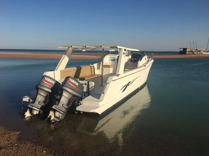 Speedboat 2017