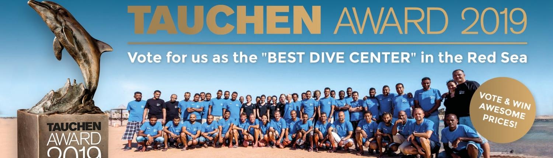 CorayaDivers-Tauchen Award 2019