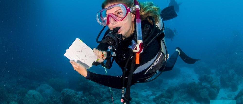 Coraya Divers Weiterbildung