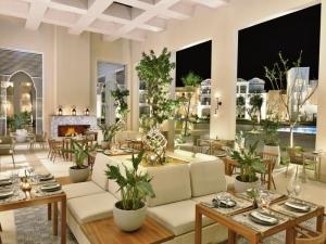 Alaya-Resort Basilico Italian Restaurant Terrasse